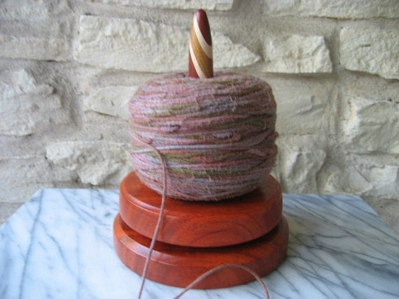 Deluxe Knit and Spin (African Coralwood)