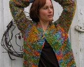 Cardigan Knitting Kit (large) , Bulky Yarn, Easy