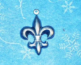 Items Similar To Love Fleur De Lis New Orleans Saints