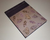 Purple sensation STAB binding book