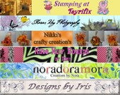 Let me make your banner and avatar  for Etsy  or  you other on line shops