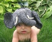 Custom 4 U Elephant - grey - any size - madhelmeteer