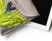 Neon Green iPad 3 Sleeve