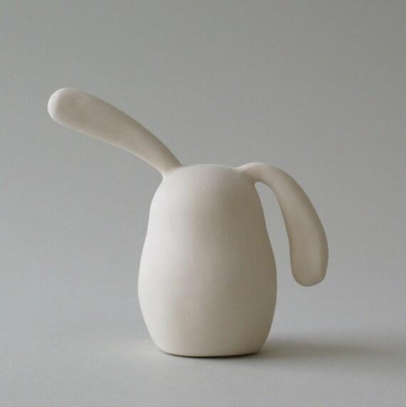 Bunny -  Art sculpture 2 - OOAK