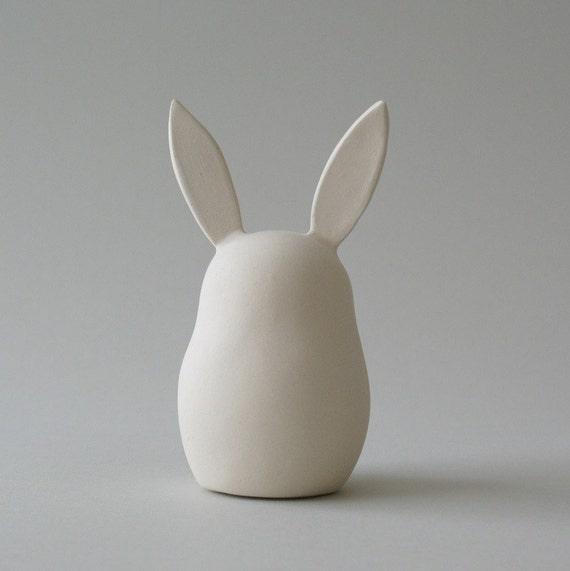 Bunny -  Art sculpture 6 - OOAK