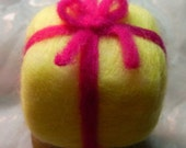 Gift Wrapped Present egg cosy