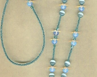 Handcrafted Beaded Eyeglass Chain