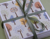 Coasters - Woodland Forest - Set of 4