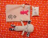 Custom Order - Uma Meditating Toy Sheep