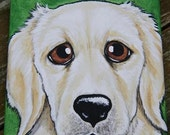 Pet Portrait 5x7 Custom - handpainted