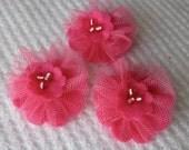 Hot Pink Elegant Flowers