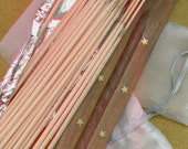 ISIS Hand dipped incense sticks with FREE wooden holder in organza bag