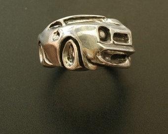 1976 Pontiac Trans Am ring, muscle car ring,  tire ring