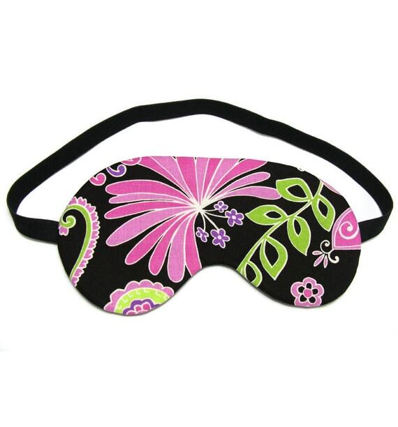 Orchid Blossom Sleep Eye Mask