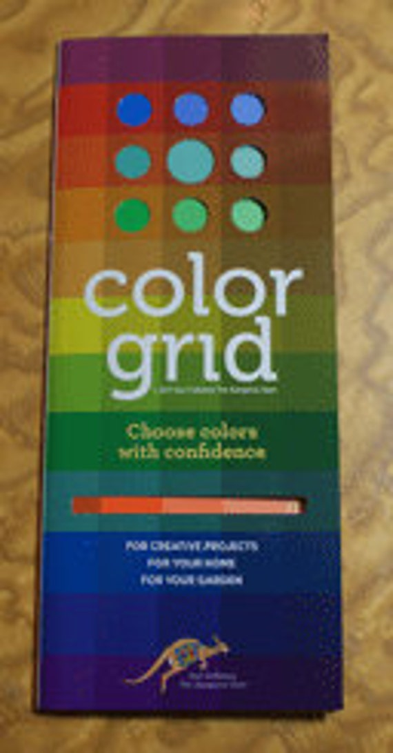 COLOR GRID an innovative way to select and validate color choices