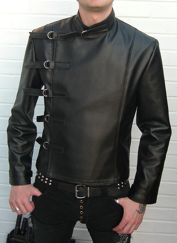 wear fetish Cyber goth