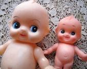 Two Vintage Kewpie Dolls