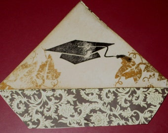 Graduate Corner Bookmark
