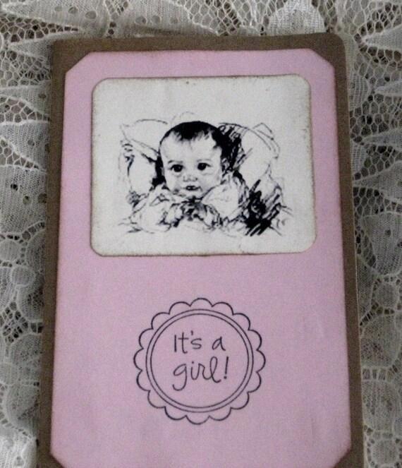 Baby's Journal Moleskine ruled Notebook