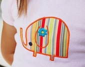 Elephant - Machine Embroidery Designs