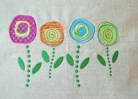 etsy machine embroidery