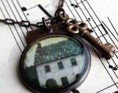 Pemberley (Jane Austen jewelry)