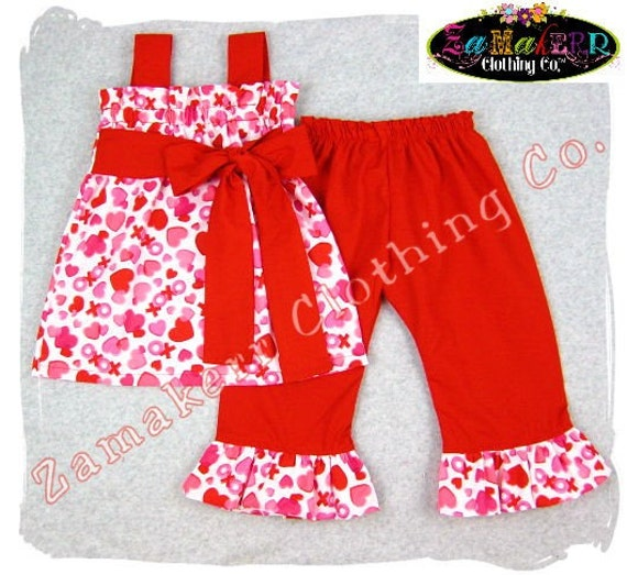 Cute Baby Clothes For Valentine Pictures Custom Children Boutique