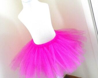 Hot Pink Tutu