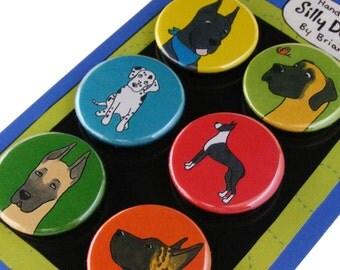 Great Dane Magnet Gift Set
