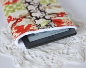 40% SALE iPad Mini/eReader / Kindle / Nook Soft Cover (Gathered Patchwork) - Meadow (Ready To Ship)