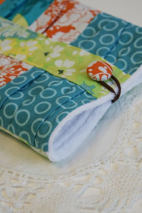 eReader/Kindle Gathered & Ruffled Soft Cover