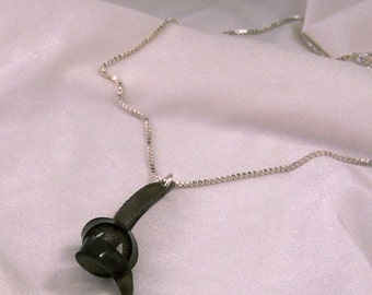 SALE - Spiraling Pendant with chain