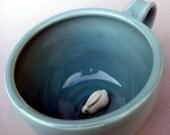 Bunny Surprise Tea Cup