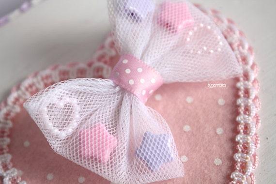 Mini Fairy Kei Bow Brooch
