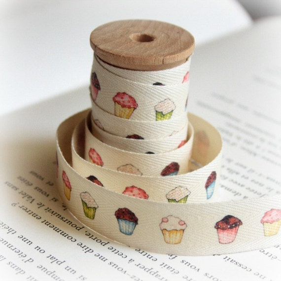 Muffins cotton tape