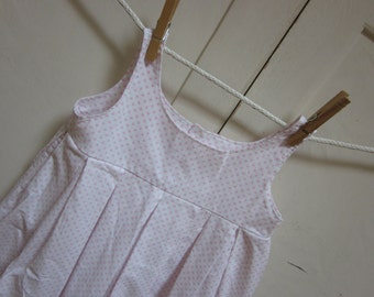 Hannah Nightdress - custom sizes 3-8