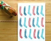 Little Stockings Note Set