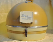 1960s Lady Schick Consolette Bubble Top Portable Hair Dryer