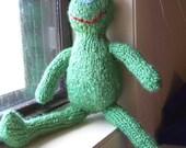 Green Monster -- Custom Order for Lynne