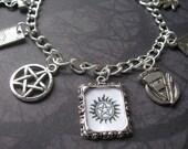 Supernatural Dean Winchester Defined Bracelet