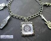 Supernatural Dean Winchester Defined Charm Bracelet V.6