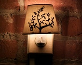 Tweet Tweet Tree - Papercut Nightlight