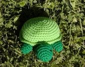 Travis The Amigurumi Turtle