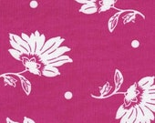 DESTASH-Maywood Luna Hot Pink-1/2 yard