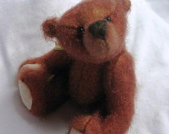 Niklas - A Miniature Artist Bear