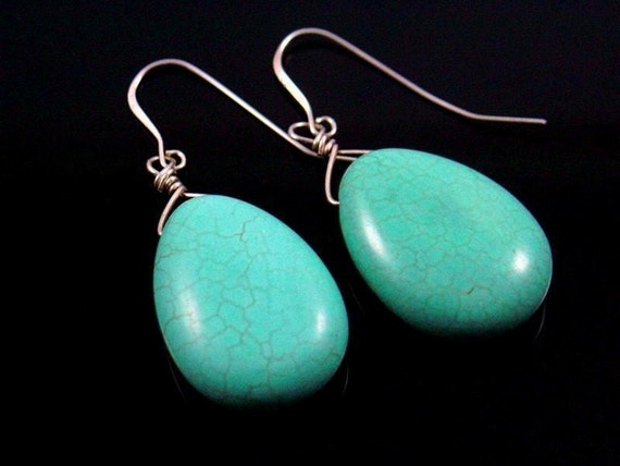 SALE - Buy any 2 items, get 1 FREE....Southwestern Turquoise Earrings