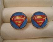 Superman S Cuff Links