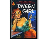 TAVERN GIRL - Pulp Fridge Magnet