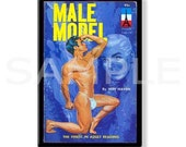 MALE MODEL - Pulp Fridge Magnet