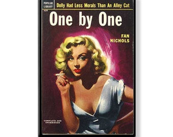 One By One - Pulp Fridge Magnet